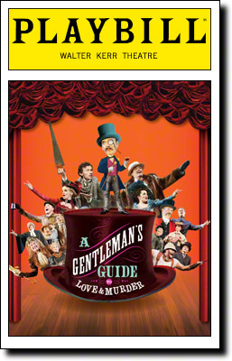A Gentleman's Guide to Love and Murder at Stranahan Theater