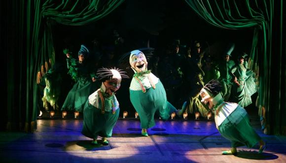 Wicked at Stranahan Theater