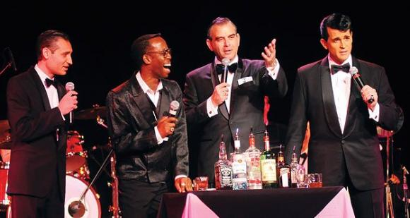 Sandy Hackett's Rat Pack Show at Stranahan Theater