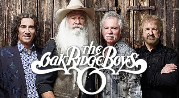 The Oak Ridge Boys at Stranahan Theater
