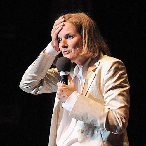 Paula Poundstone at Stranahan Theater