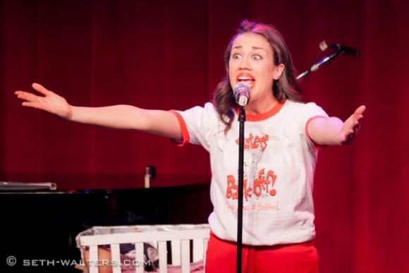 Miranda Sings at Stranahan Theater