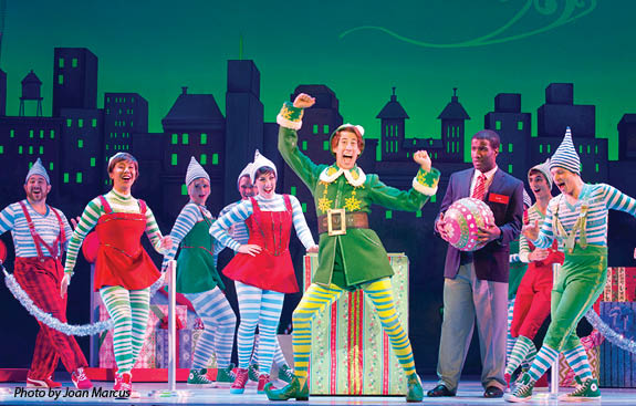 Elf - The Musical at Stranahan Theater
