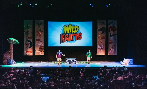 Wild Kratts - Live at Stranahan Theater