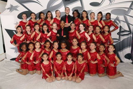 Rhythm of The Dance at Stranahan Theater