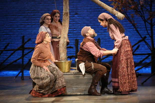 Fiddler On The Roof at Stranahan Theater
