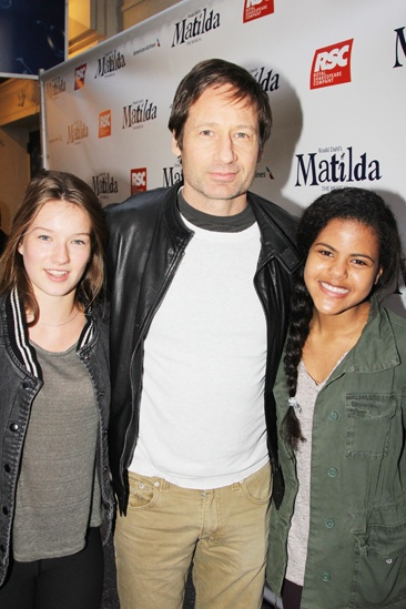 David Duchovny at Stranahan Theater