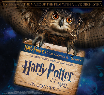 Harry Potter and The Sorcerer's Stone In Concert at Stranahan Theater