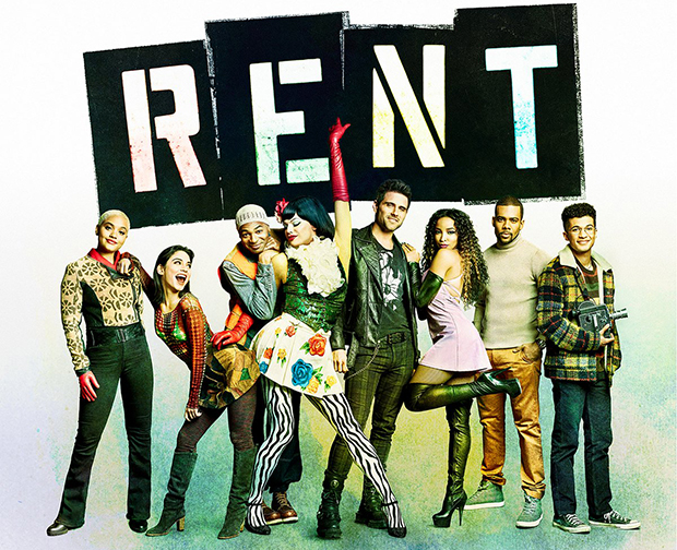 Rent at Stranahan Theater