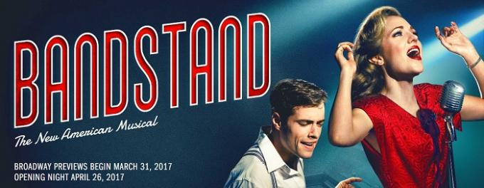 Bandstand - The Musical at Stranahan Theater