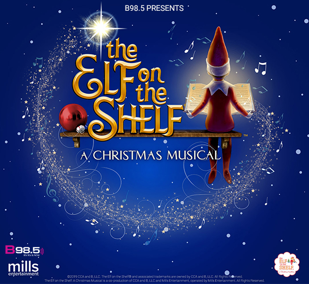 The Elf on the Shelf - A Christmas Musical at Stranahan Theater