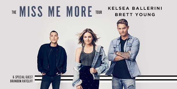 Brett Young at Stranahan Theater