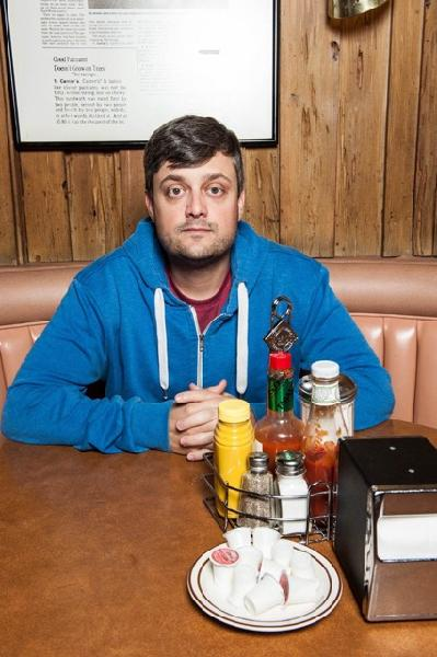 Nate Bargatze at Stranahan Theater