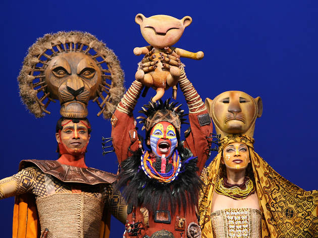 The Lion King at Stranahan Theater