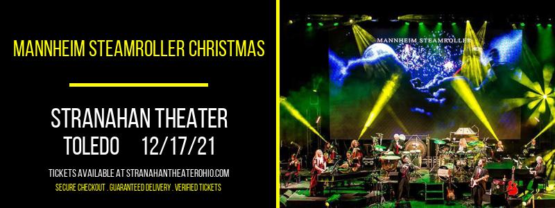 Mannheim Steamroller Christmas at Stranahan Theater