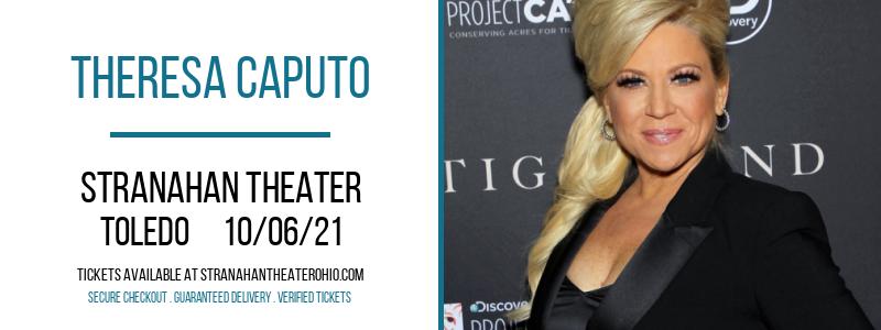 Theresa Caputo at Stranahan Theater